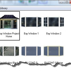 Add Bay Window to Your Library