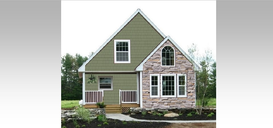 Your Home Highlighted with Stone Front