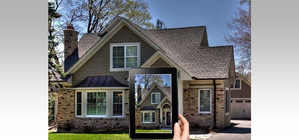 View Paint, Siding, etc Before You Buy