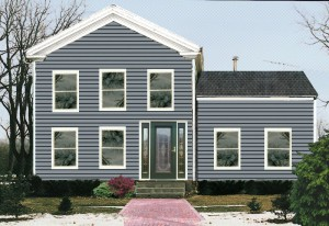 New paint, siding, roofing, windows, front walk